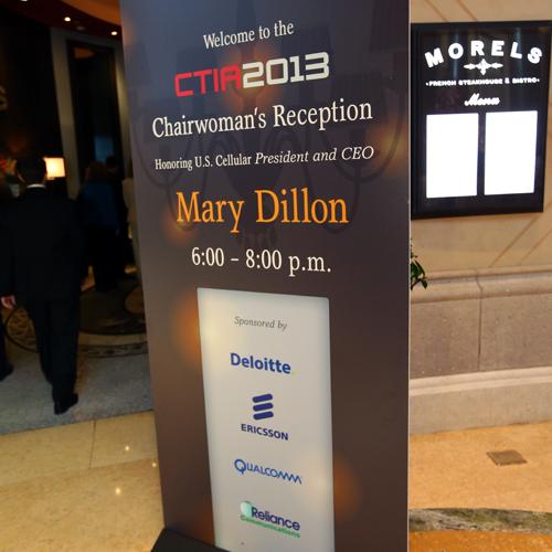 CTIA Super Mobility Chairman's Reception