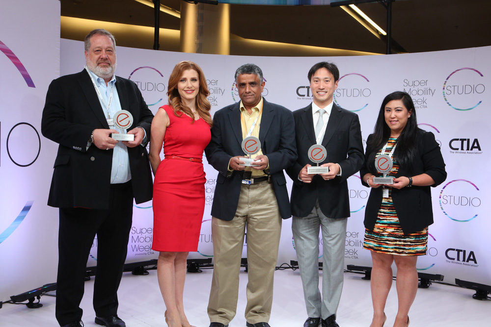 eTech Awards at CTIA Super Mobility 2015
