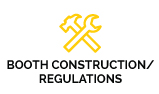 CTIA Super Mobility 2015 Booth Construction/Regulations