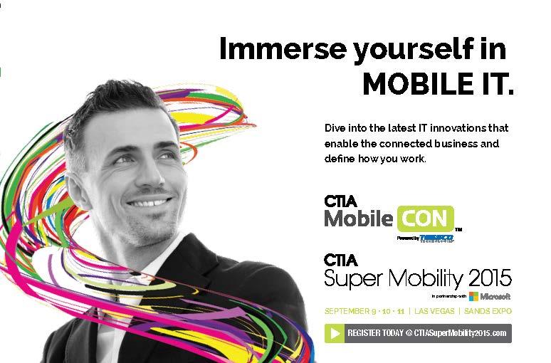 MobileCON at CTIA Super Mobility 2015