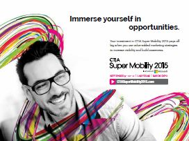 CTIA Super Mobility 2015 Sponsorship Opportunities
