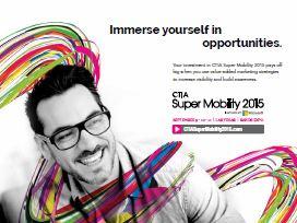 CTIA Super Mobility 2015 Sponsorship Opportunities