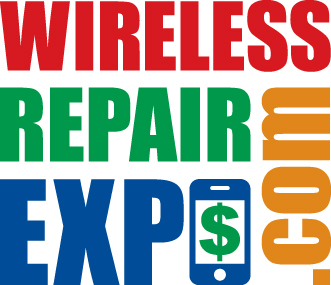 Wireless Repair Expo Logo at CTIA Super Mobility 2015