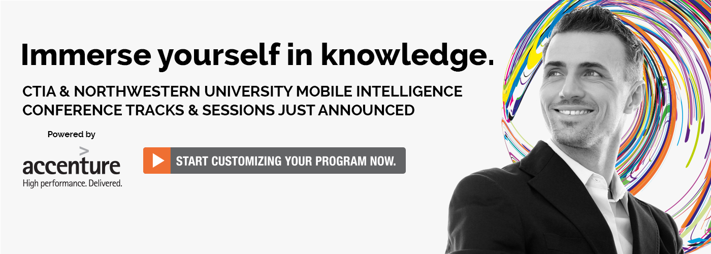 Immerse yourself in knowledge. Mobile Innovation Conference Tracks & Session Announced!