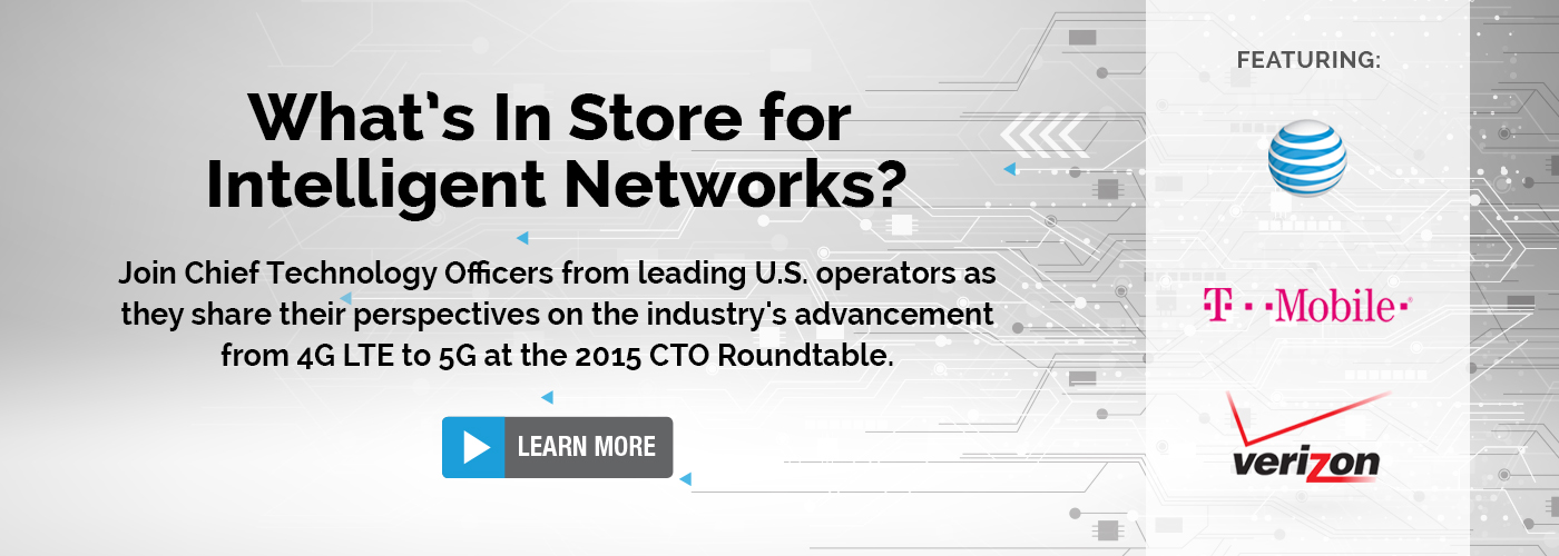 What's in store for Intelligent Networks?